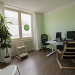 Räumlichkeiten der Praxis für Ergotherapie Bremen