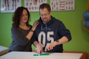 Übungen in der Praxis für Ergotherapie Bremen